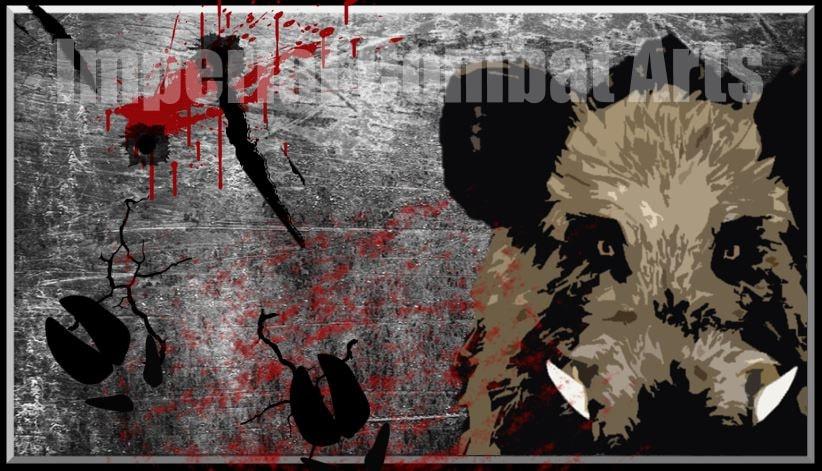 Wild Boar Kung Fu - Imperial Combat Arts